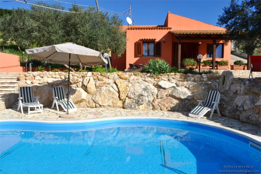 Scopello affitto lusso villa piscina vacanze perlage - Affitto casa vacanze sicilia con piscina ...